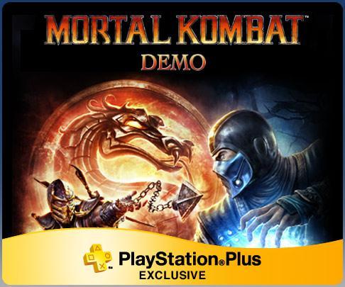 PSN Mortal Kombat Demo Coming March 15!