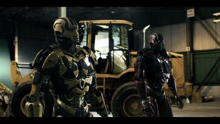 Cyrax and Sektor -- Looking Quite Cool!