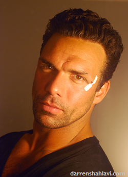 Darren Shahlavi is Kano!