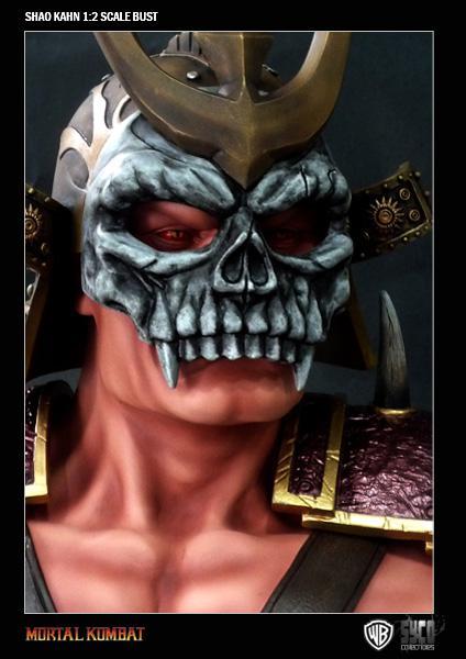 The Emperor of Outworld - Shao Kahn!