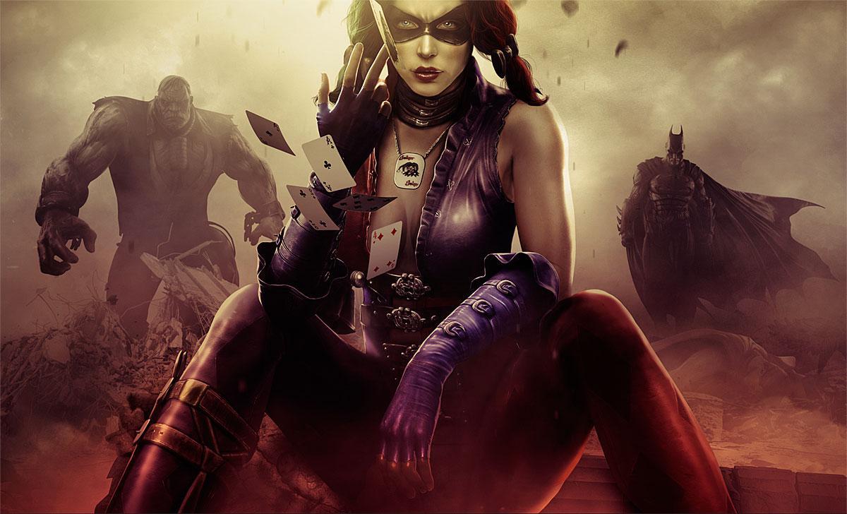 DC Injustice Banners - Batman Inc