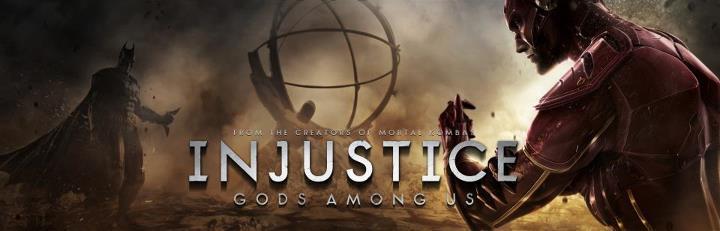 DC Injustice Banners - Batman v Flash