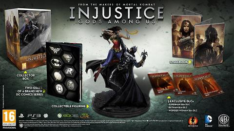 European Collectors Edition Pack