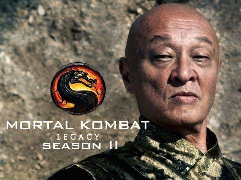 Mortal Kombat: Legacy 1 & 2 Coming to Blu-Ray & DVD - Mortal