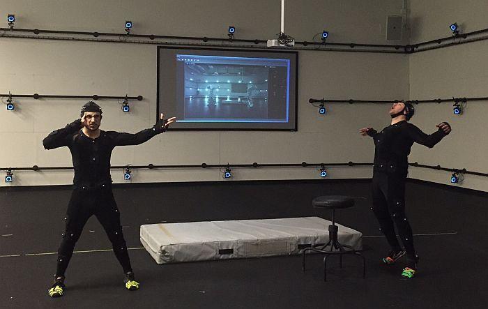Mortal Kombat Online - Mortal Kombat X - MKX Motion Capture