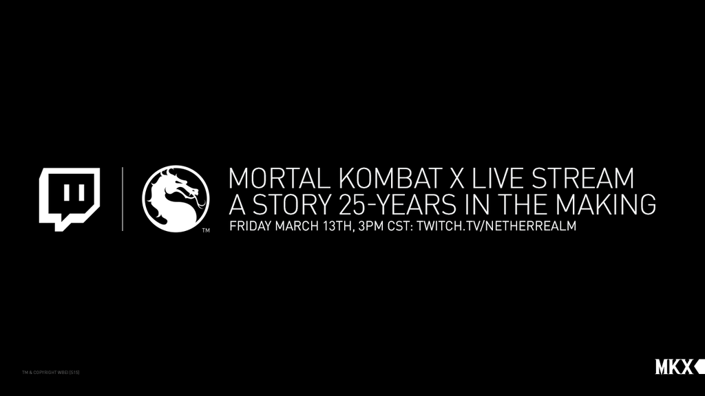 News Archive - March, 2015 - Mortal Kombat Online