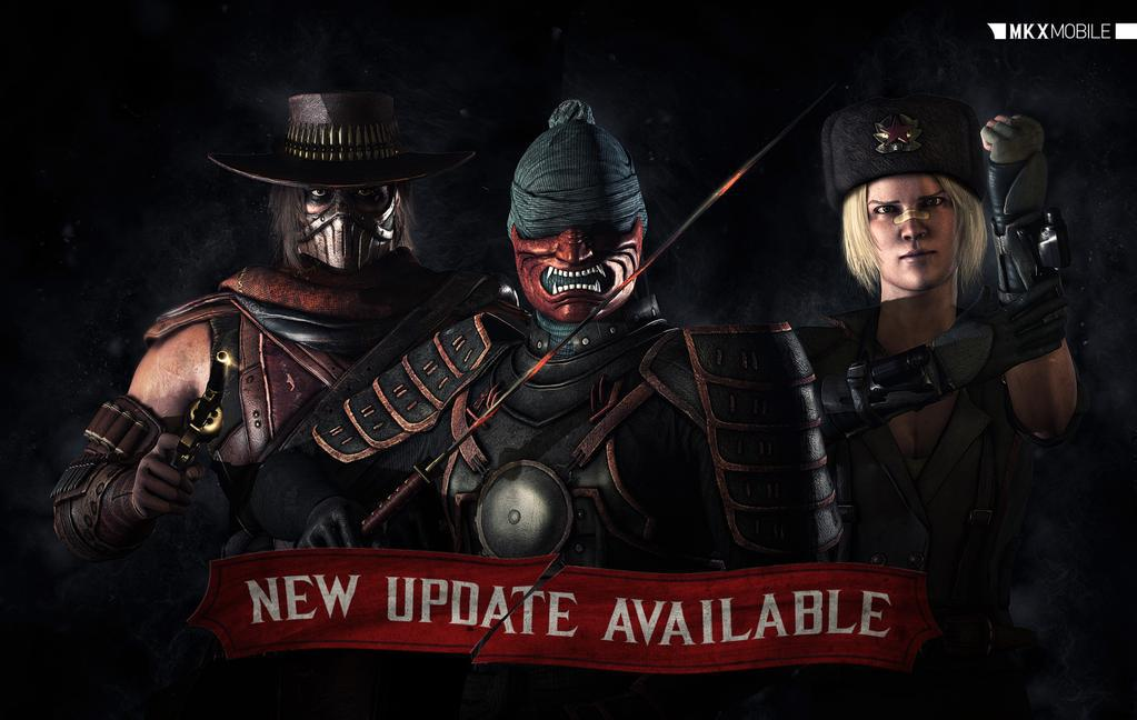 Mortal Kombat X Mobile Preps New Challenges - Mortal Kombat