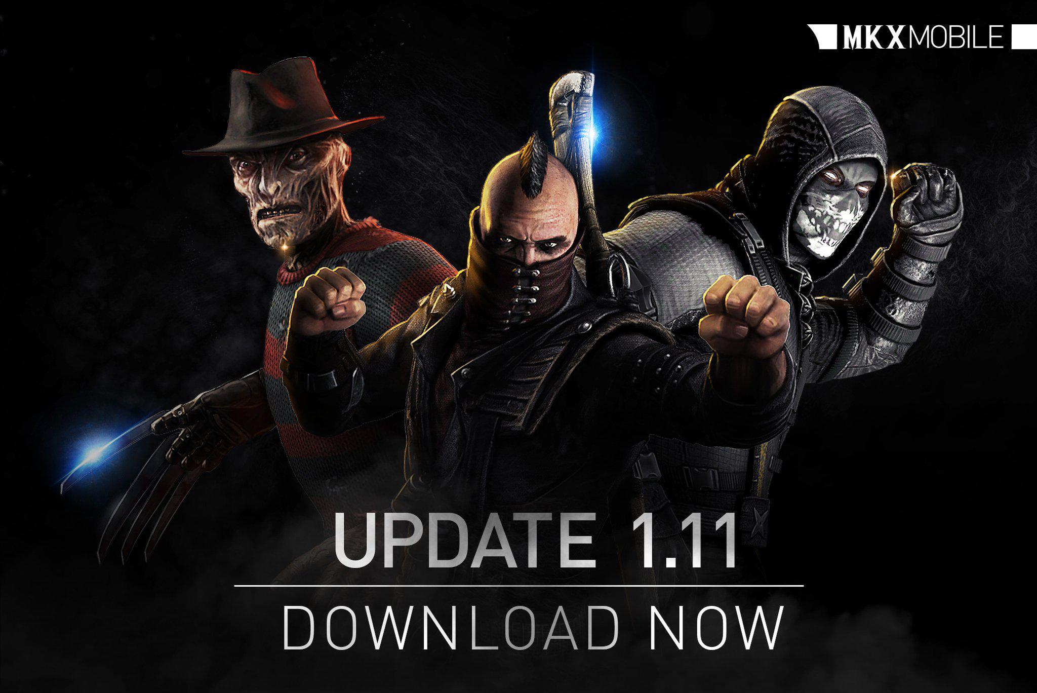 Mortal Kombat Online - Mortal Kombat X - MKX Mobile Adds Shao Kahn