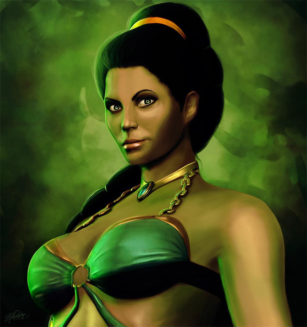 Jade Mortal Kombat Online