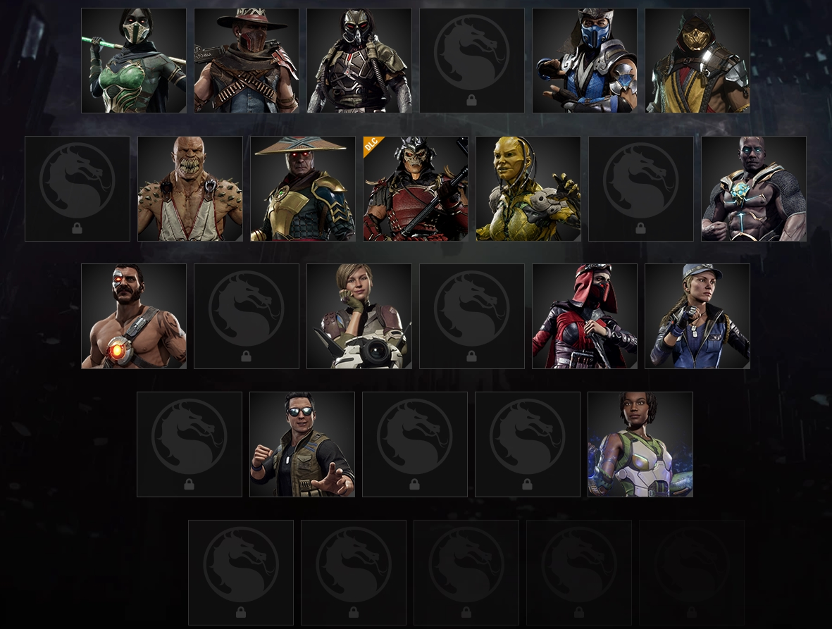 Mortal Kombat 11 Reveals Character Mini-Bios - Mortal Kombat Online