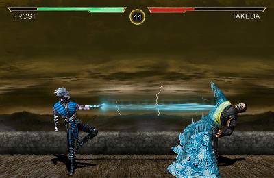 Frost Vs Takeda Mortal Kombat Online