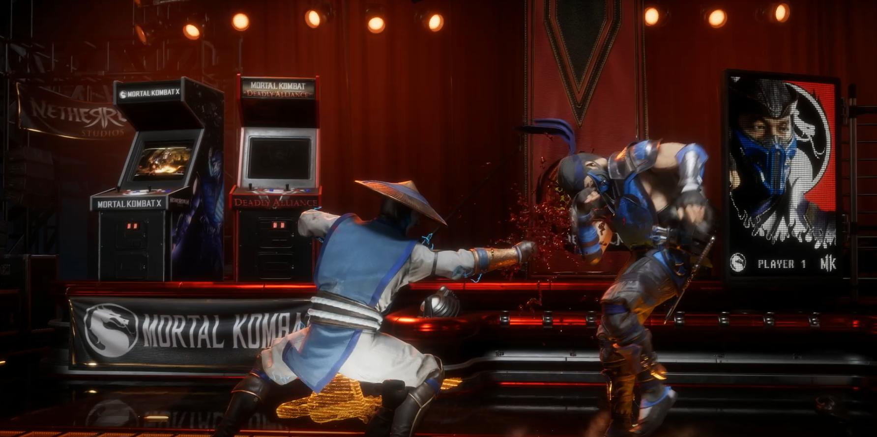 News Archive - April, 2019 - Mortal Kombat Online